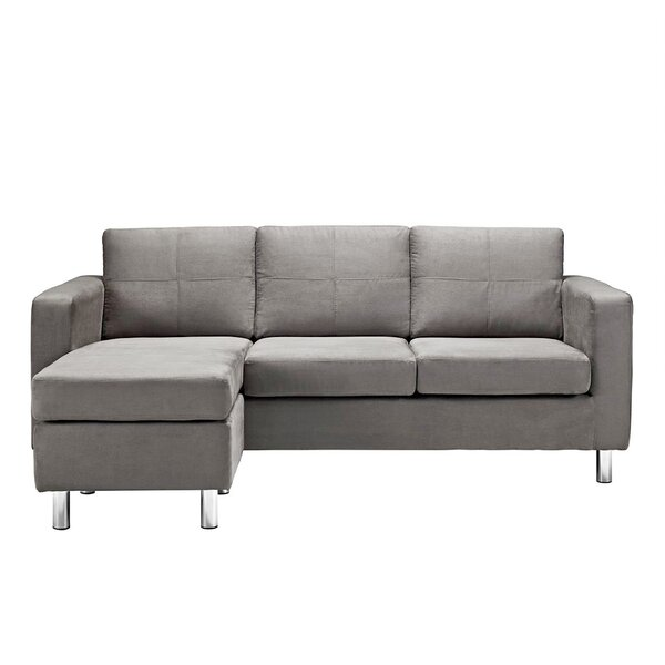Reversible Sectional by Madison Home USA