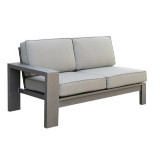 Derwent Loveseat with Cushions by Orren Ellis