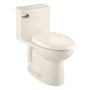 Cadet Compact 3 Flowise 1.28 GPF Elongated One-Piece Toilet ByAmerican Standard