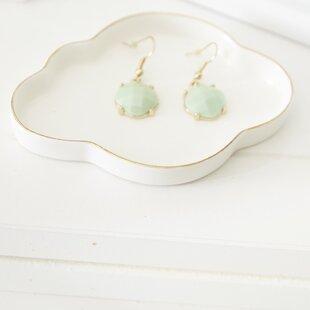 Comparison 4 H x 4 W Cloud Porcelain Jewelry Box By Rosanna
