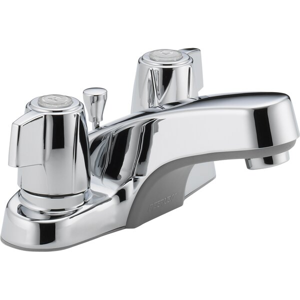 Lavatory Faucet With Drain Assembly By Peerless Faucets