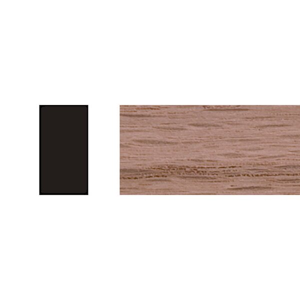 1//4 in. x 1/2 in. x 4 ft. Red Oak Rectangle Moulding by Manor House