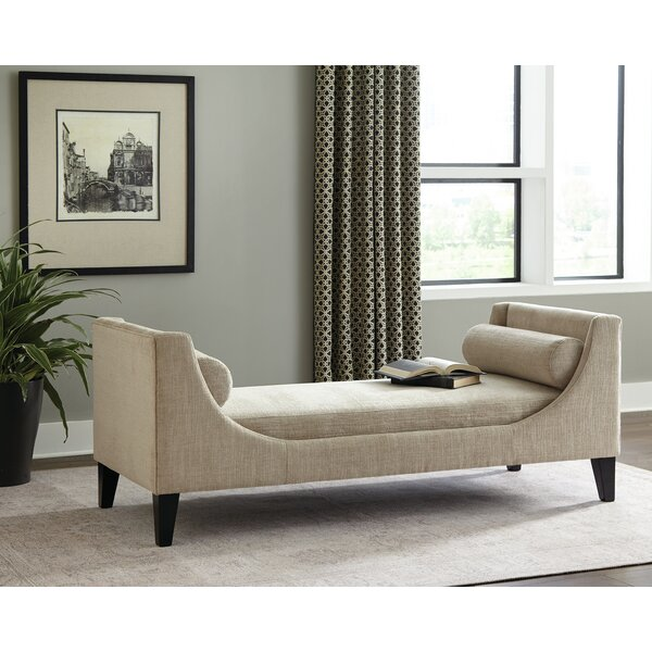 Mcraney Upholstered Bench by Canora Grey Canora Grey