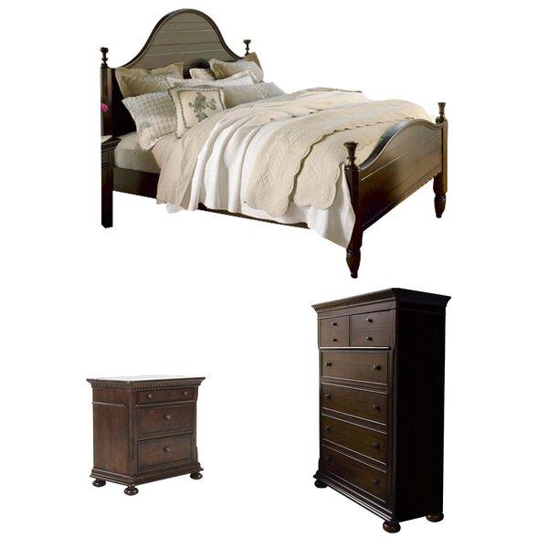 Paula Deen Down Home Panel Configurable Bedroom Set by Paula Deen Home