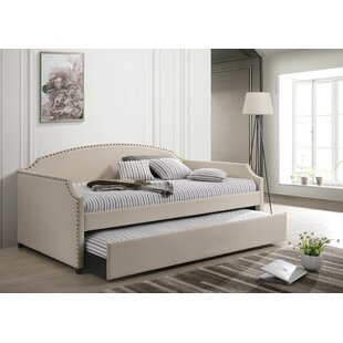 Towcester Daybed with Trundle Ebern Designs