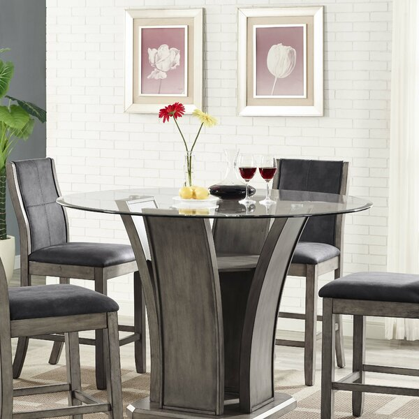 Christian Dining Table by Ivy Bronx