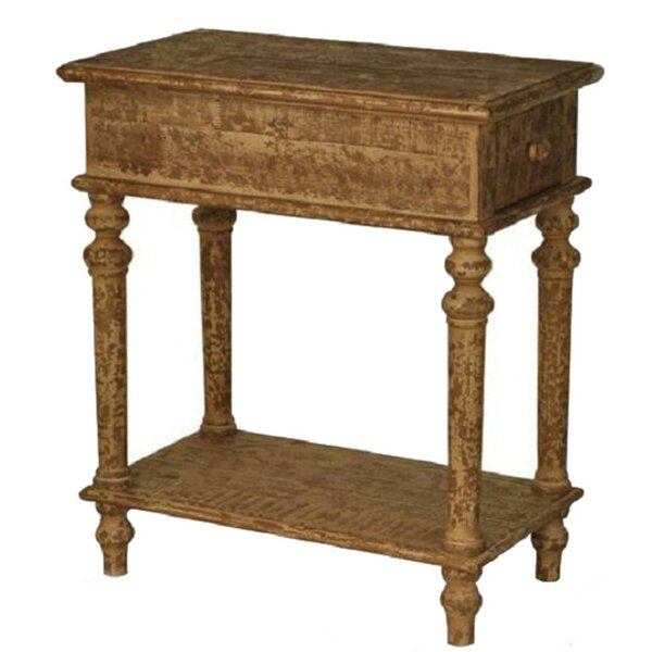 Cobbtown End Table With Storage By Gracie Oaks