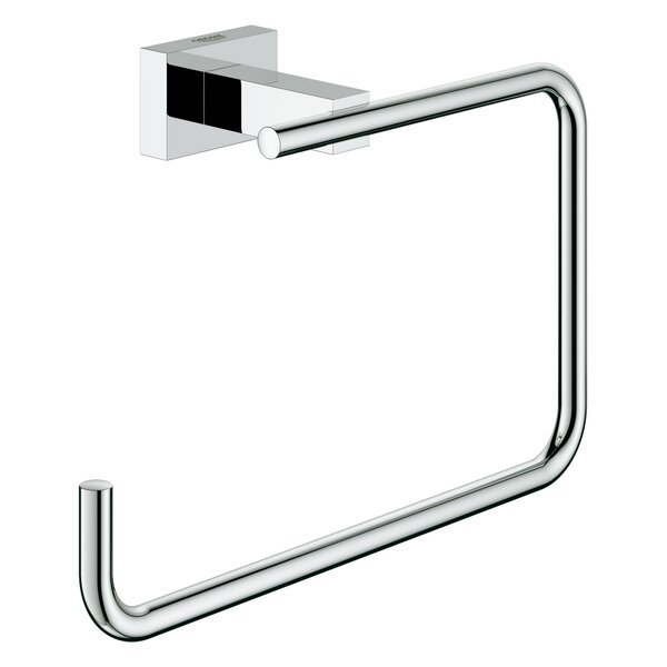Essentials Wall Mounted Towel Ring by Grohe