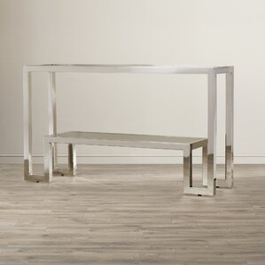 Ikon Storm Console Table by Sunpan Mod..