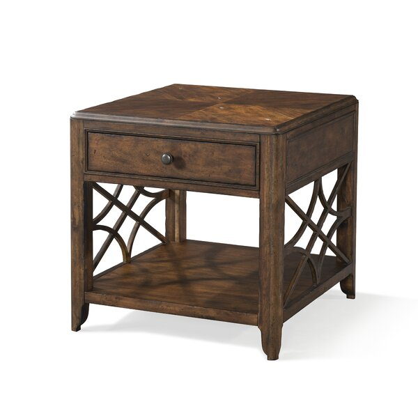 Georgia Rain End Table by Trisha Yearwood Home Collection
