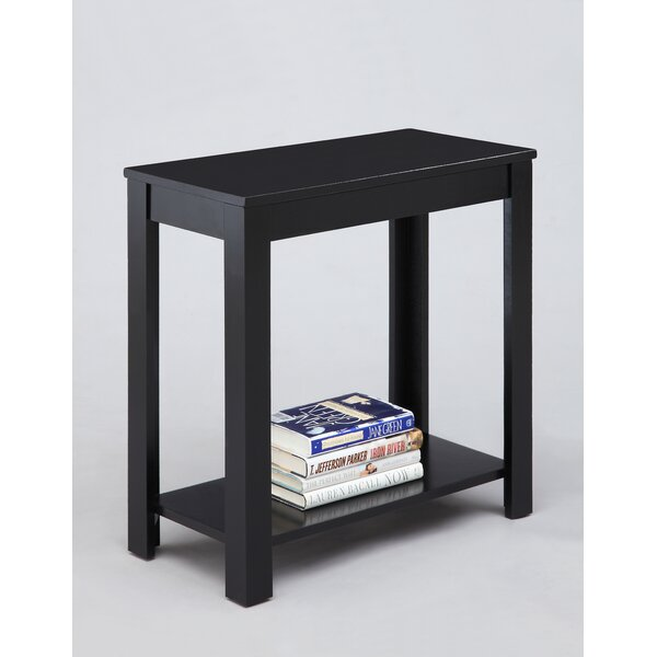 Leonor  End Table by Winston Porter