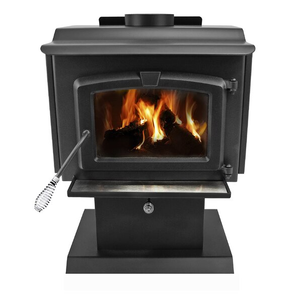 Indoor Heat Direct Vent Wood Burning Stove By Pleasant Hearth