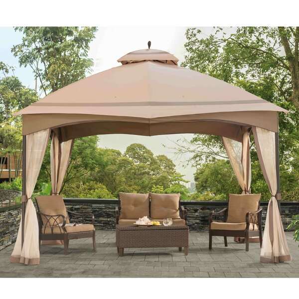 Replacement Mosquito Netting for Bellagio Gazebo by Sunjoy