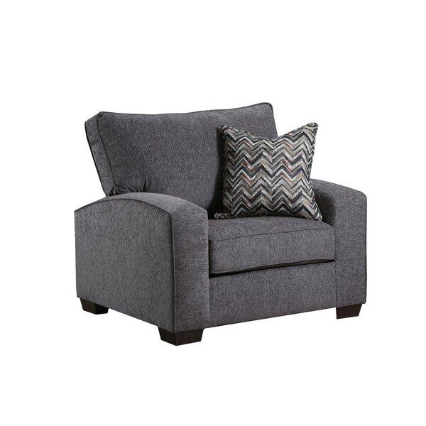 Henton Armchair by Alcott Hill