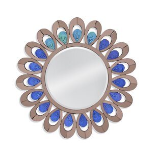 Bungalow Rose Ragan Accent Mirror