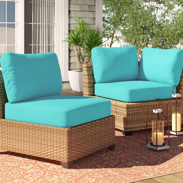 21 Piece Indoor/Outdoor Lounge Chair Cushion Set by Sol 72 Outdoor Sol 72 Outdoor