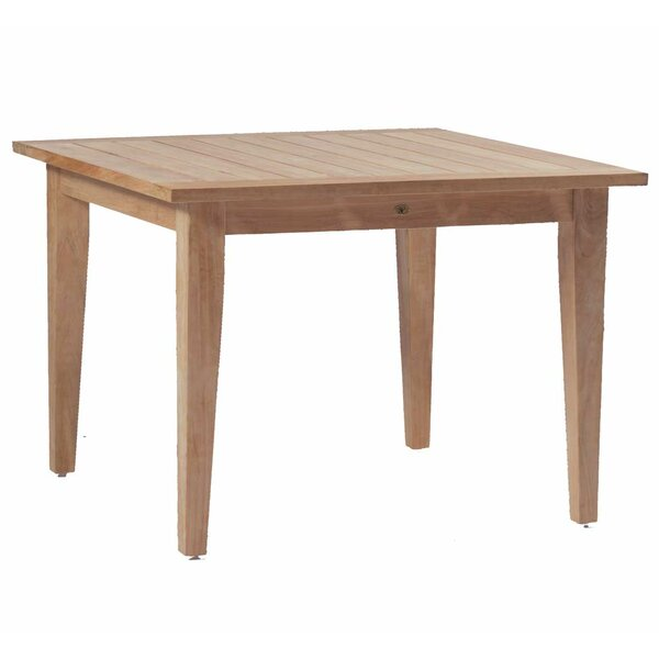 Club Wooden Dining Table by Summer Classics