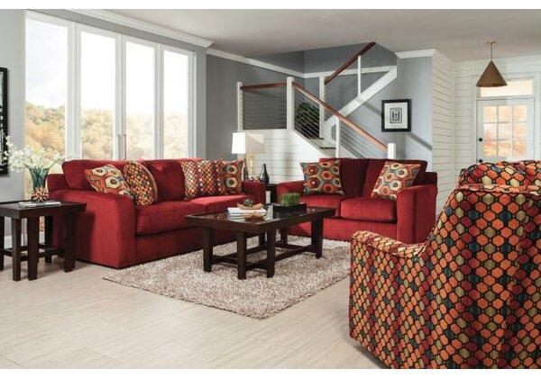 Sussex Sleeper Configurable Living Room Set by Latitude Run