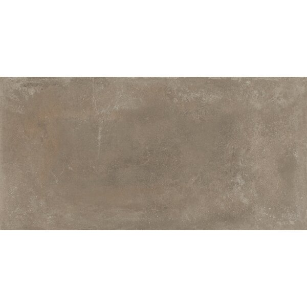 Basole 12 x 24 Ceramic Field Tile in Grigio by Interceramic
