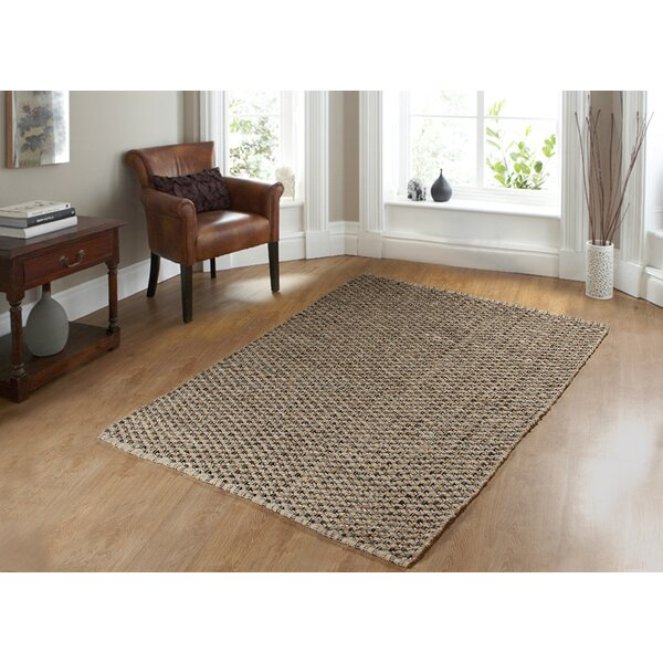 Chenault Hand-Woven Natural Area Rug by Union Rustic