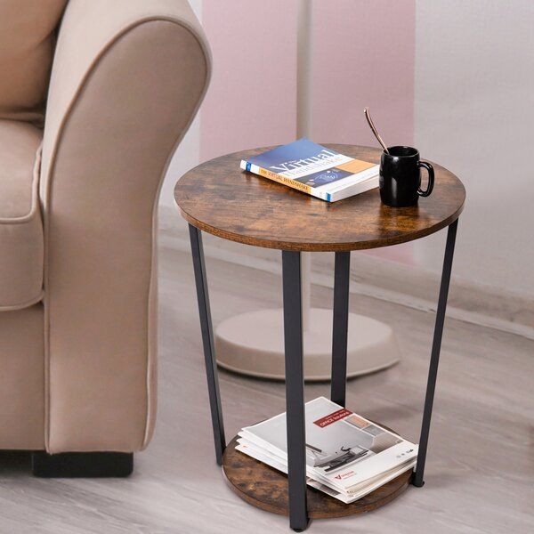 Himmelmann Floor Shelf End Table By Foundry Select