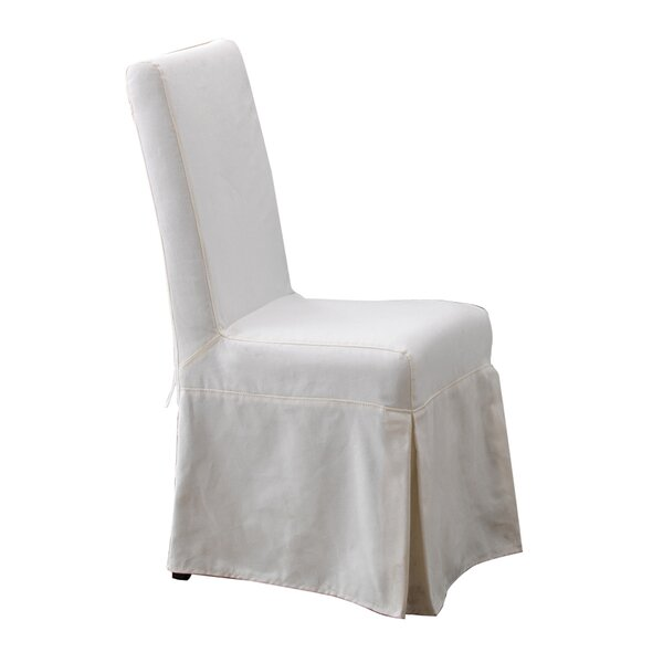 Pacific Beach Parsons Upholstered Dining Chair By Padmas Plantation