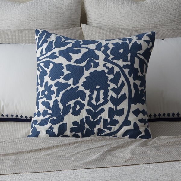 Oaxaca Floral Decorative Pillow by DwellStudio