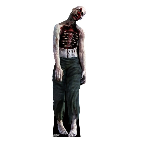 Zombie Man Standup by Advanced Graphics