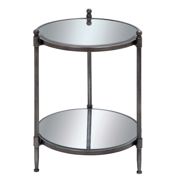 Urban Designs End Table by EC World Imports