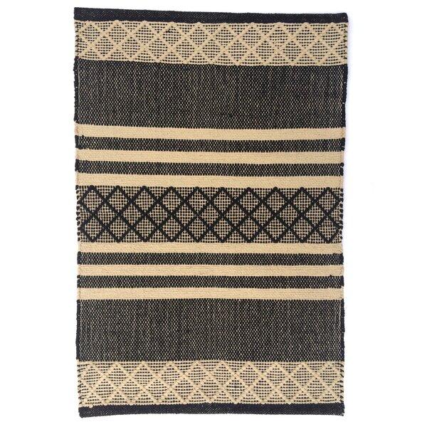 Atlas Black/Tan Area Rug by Artim Home Textile