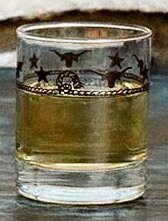 Elettra 3 oz. Shot Glass (Set of 4) by Loon Peak