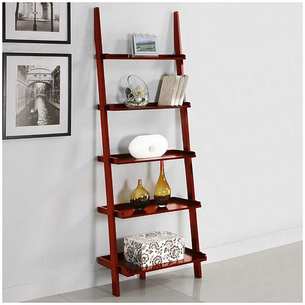 Tyringham Ladder Bookcase by Three Posts