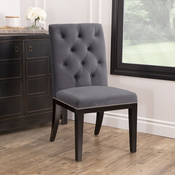 Ingersoll Upholstered Dining Chair by House of Hampton