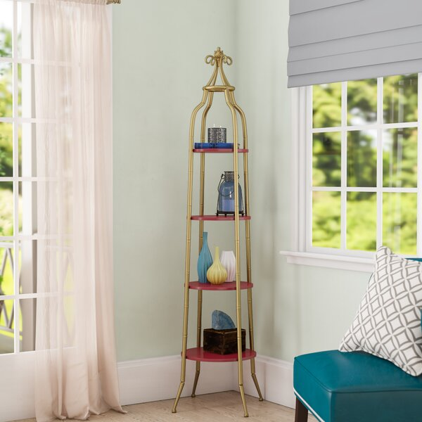 Erich Etagere Bookcase By House Of Hampton