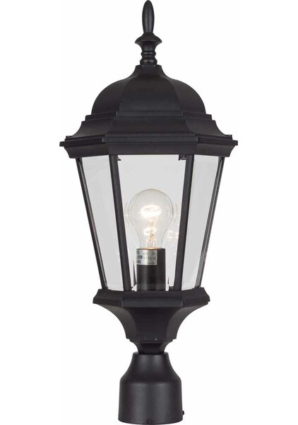Outdoor 1-Light Lantern Head by Volume Lighting