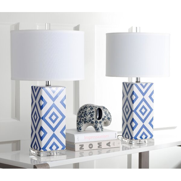 Genest 27 Table Lamp (Set of 2) by Zipcode Design