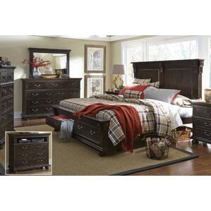 Bristol Woods Panel Configurable Bedroom Set by Darby Home Co