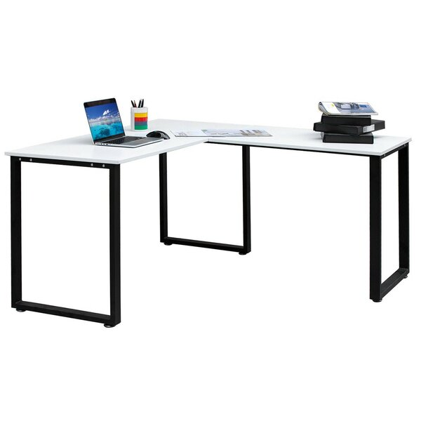 L-Shape Desk by Merax