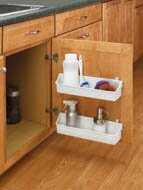 Cabinet Door Storage Organizer (Set of 2) by Rev-A-Shelf