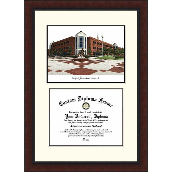 NCAA George Mason University Legacy Scholar Diploma Picture Frame by Campus Images