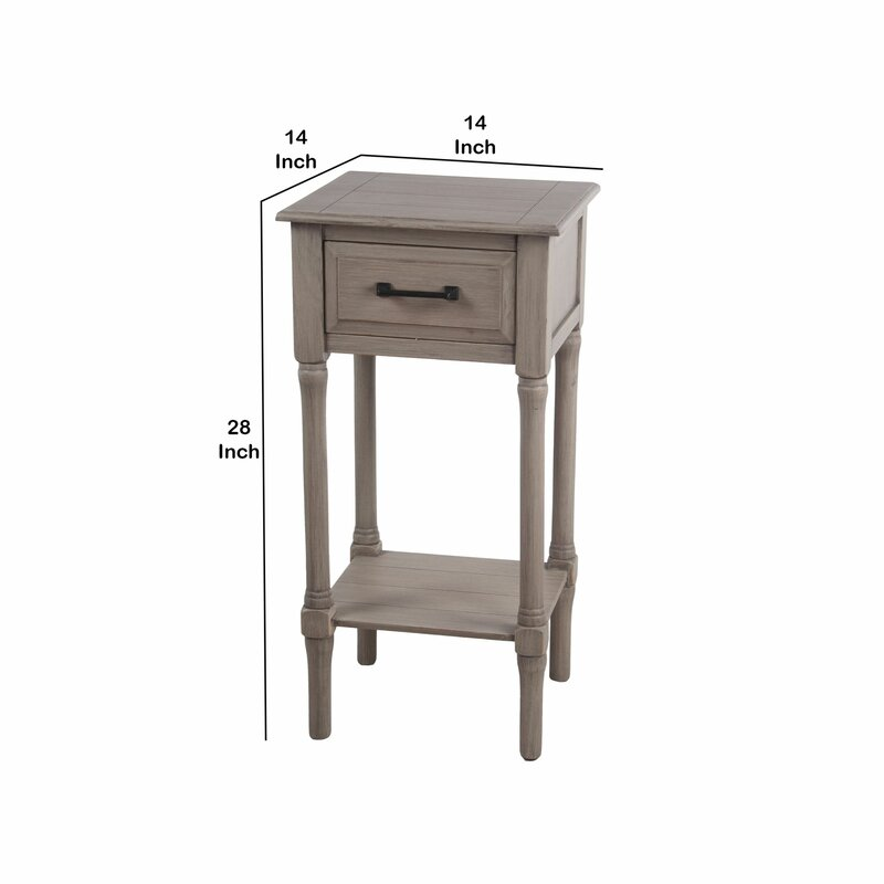 Gracie Oaks Montville End Table | Wayfair
