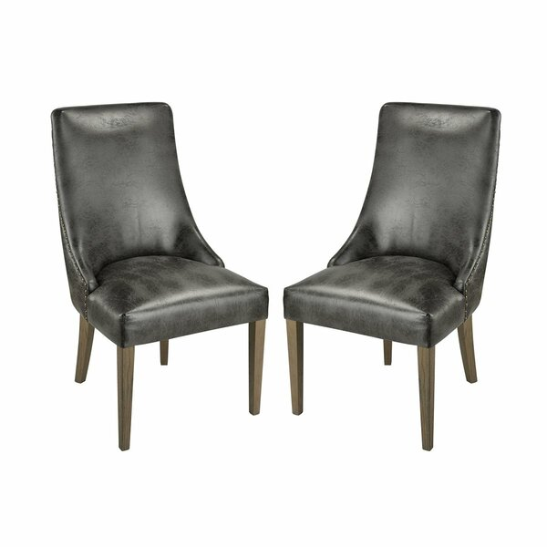 Bradburn Upholstered Dining Chair (Set of 2) by Winston Porter Winston Porter