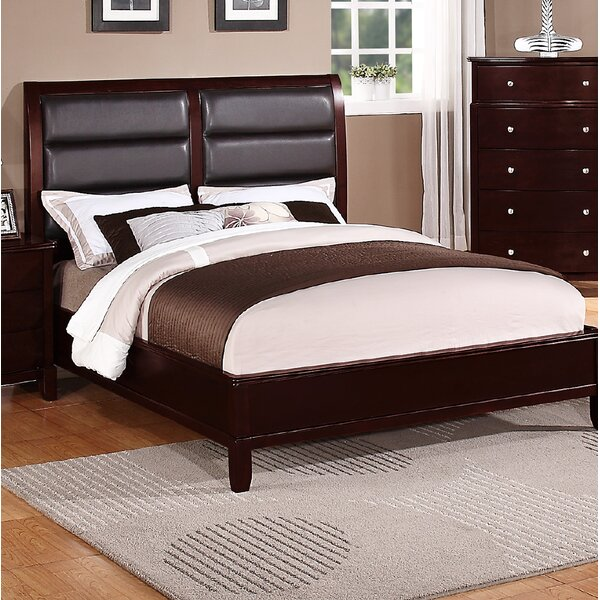 Hoggan Upholstered Standard Bed By Latitude Run by Latitude Run Read Reviews