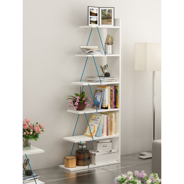 Colette Ladder Bookcase by Brayden Studio