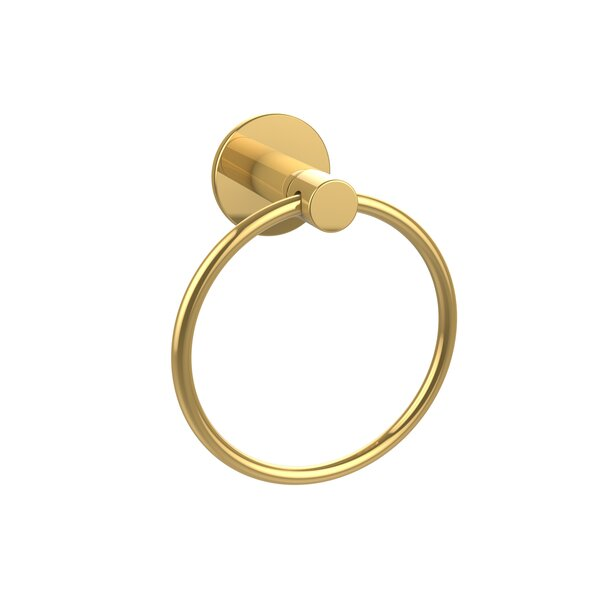 Universal Wall Mounted Towel Ring by Allied Brass