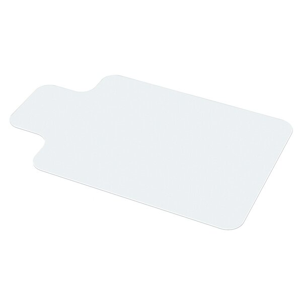 Hard Floor Beveled Chair Mat by LANGRIA