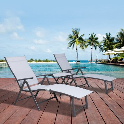 Folding Outdoor Chaise Amp Lounge Chairs On Sale Up To 60