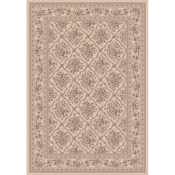 Atterbury Persian Ivory Rug by Astoria Grand