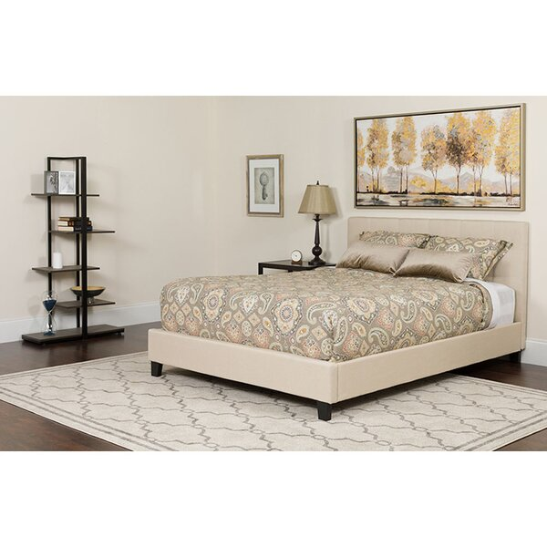 Ragnar King Upholstered Platform Bed by Winston Porter