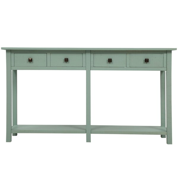 Gaston 59-inch Console Table By Rosalind Wheeler